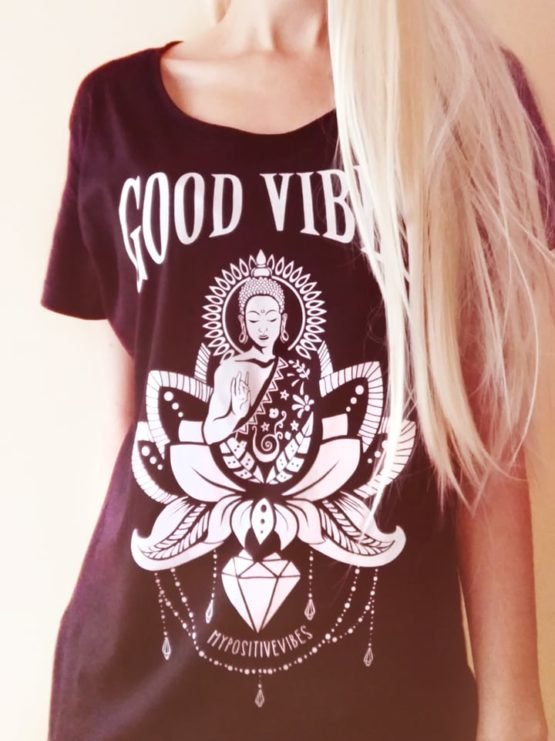 good-vibes-buddha-t-shirt