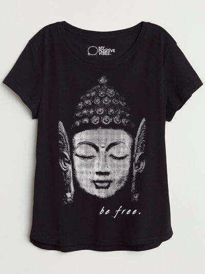 buddha shirt woman tshirt