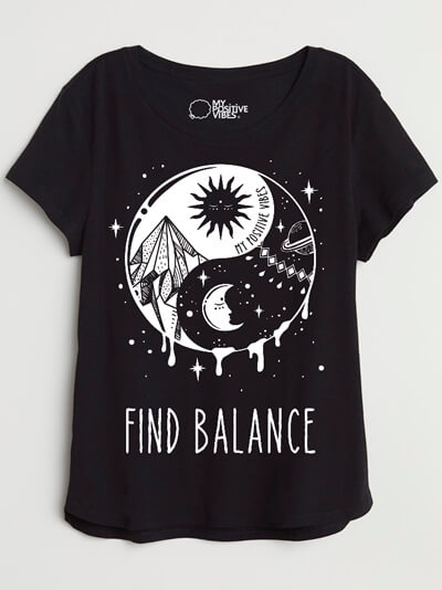 yin yang shirt spiritual clothing