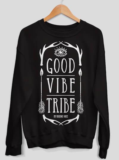 good vibe tribe sweatshirt