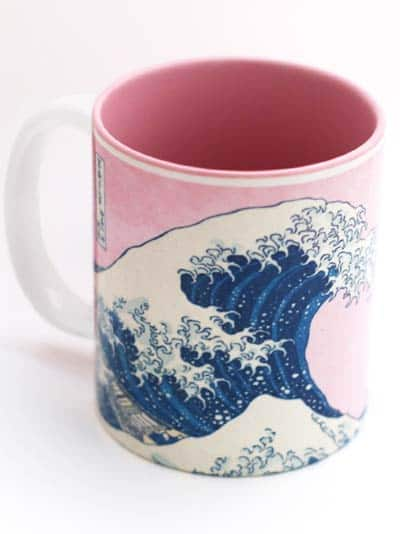 Great Wave Of Kanagawa Mug