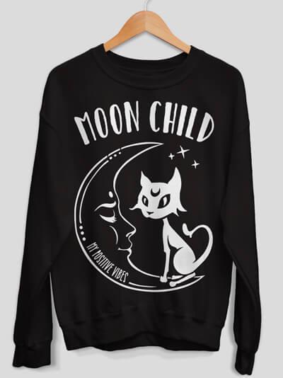 moonchild sweatshirt moon child sweater