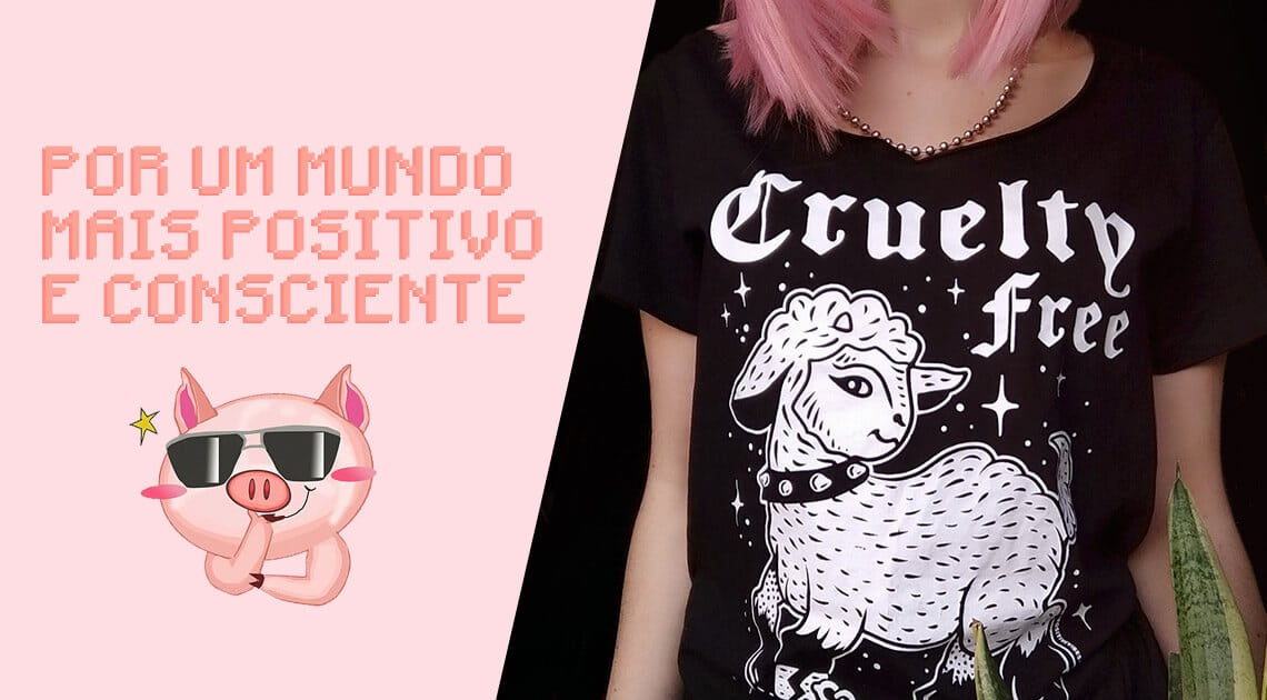 tshirts vegan roupa consciente alternativa